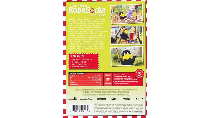 Der kleine Rabe Socke Die TV Serie 2