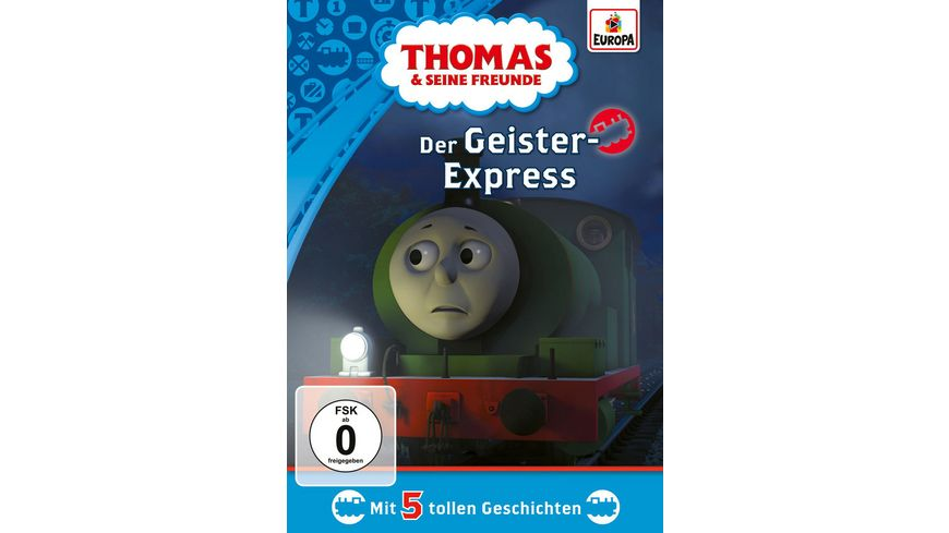 Thomas seine Freunde 41 Der Geister Express