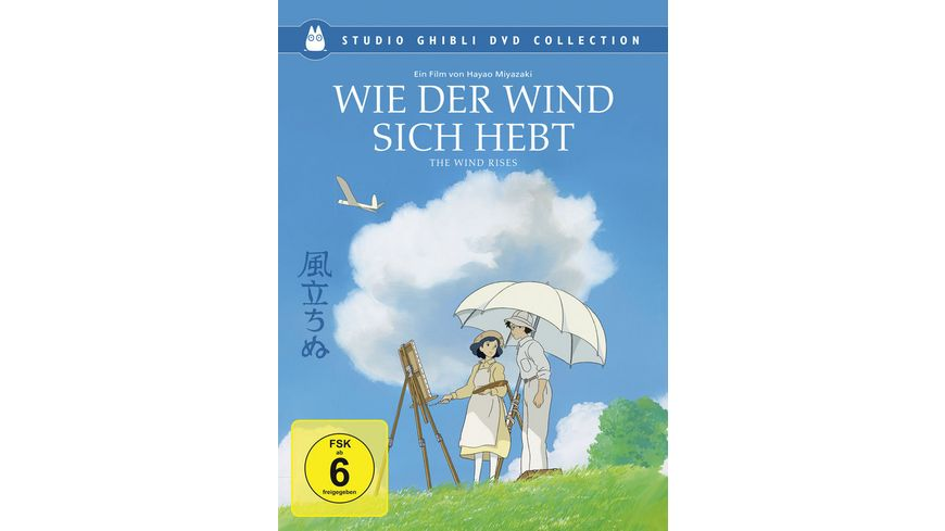 Wie der Wind sich hebt SE 2 DVDs
