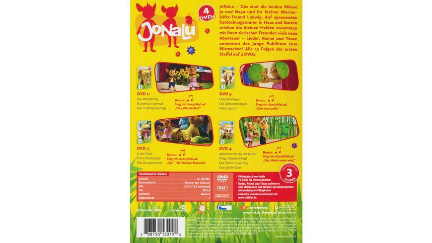 JoNaLu Staffel 1 DVD 1 4 Komplettbox 4 DVDs