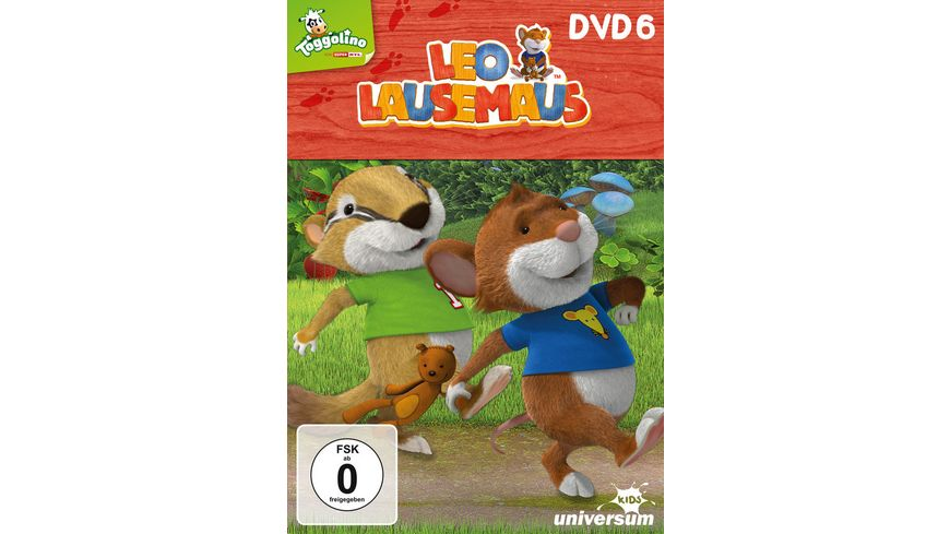 Leo Lausemaus 6