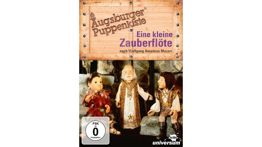Eine kleine Zauberfloete Augsburger Puppenkiste