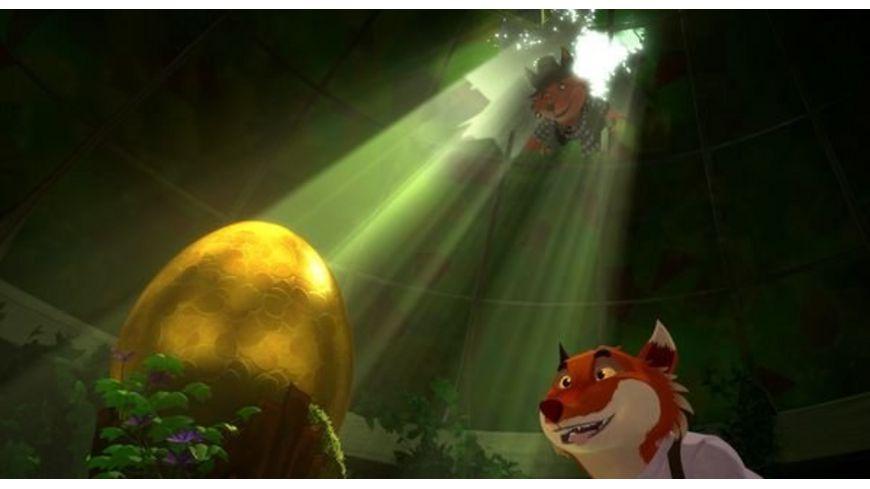 Die Haeschenschule Jagd nach dem goldenen Ei