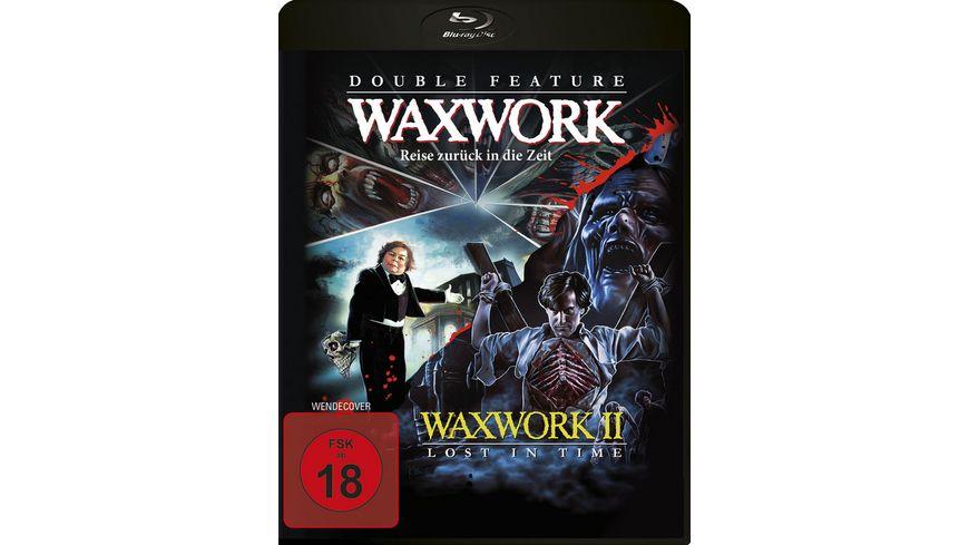 Waxwork I Waxwork II Spaceshift 2 BRs