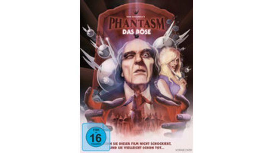 Phantasm Das Boese 1 Mediabook DVD Bonus DVD
