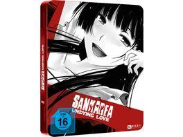 Sankarea Undying Love Die komplette Serie Steel Edition Limitiertes FuturePak aus Metall 3 DVDs