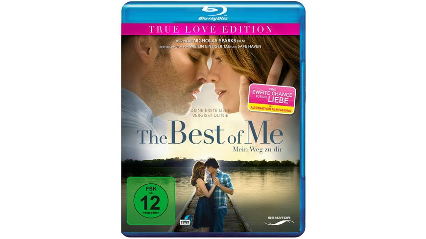 The Best of Me Mein Weg zu dir True Love Edition