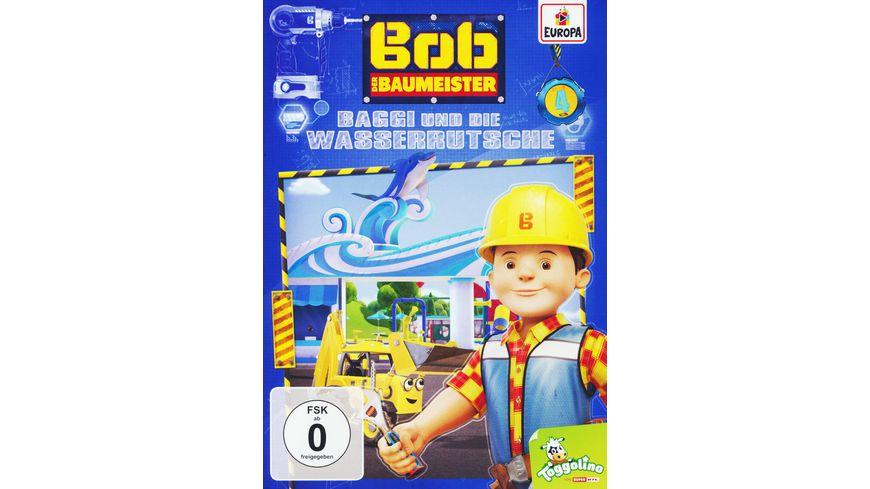 Bob der Baumeister 04 Baggi und die Wasserrutsche