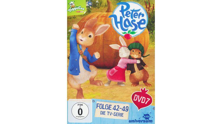 Peter Hase DVD 7 Die TV Serie Folge 42 49