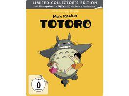 Mein Nachbar Totoro Steelbook DVD LE CE