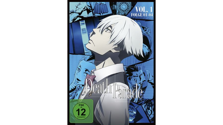 Death Parade Vol 1 Folge 01 04