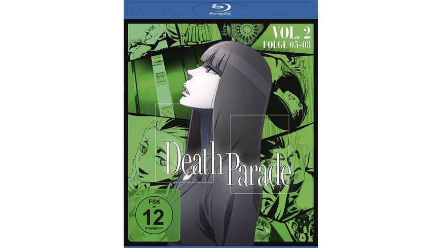 Death Parade Vol 2 Folge 05 08