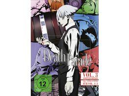 Death Parade Vol 3 Sammelschuber LE