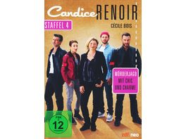 Candice Renoir Staffel 4 3 DVDs