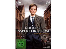 Der junge Inspektor Morse Staffel 1 3 DVDs