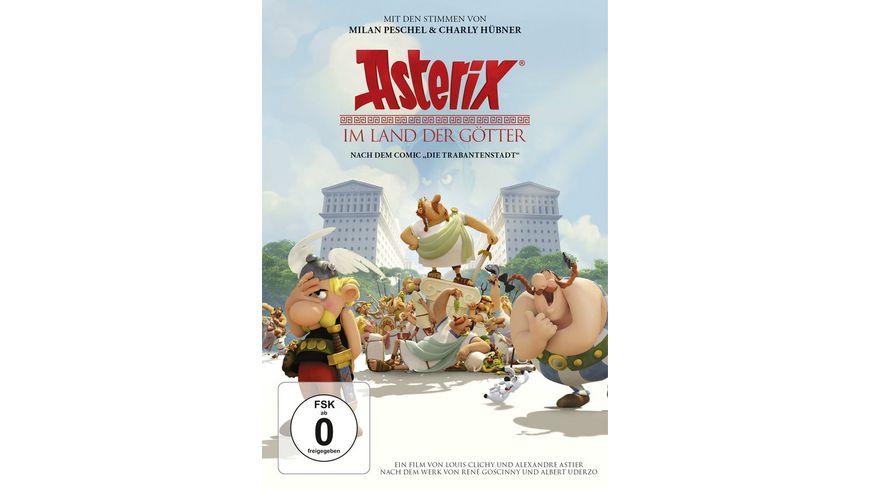 Asterix im Land der Goetter