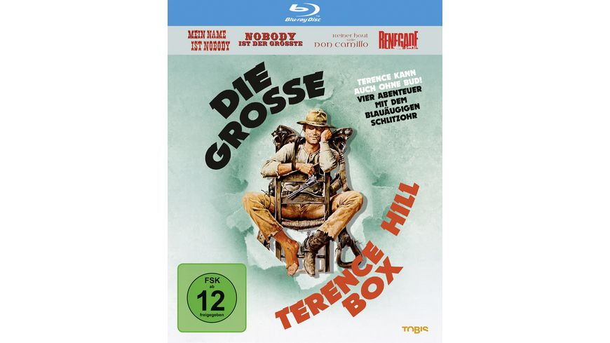 Die grosse Terence Hill Box 4 BRs