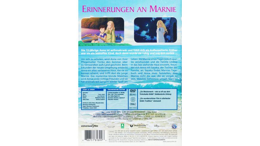 Erinnerungen an Marnie