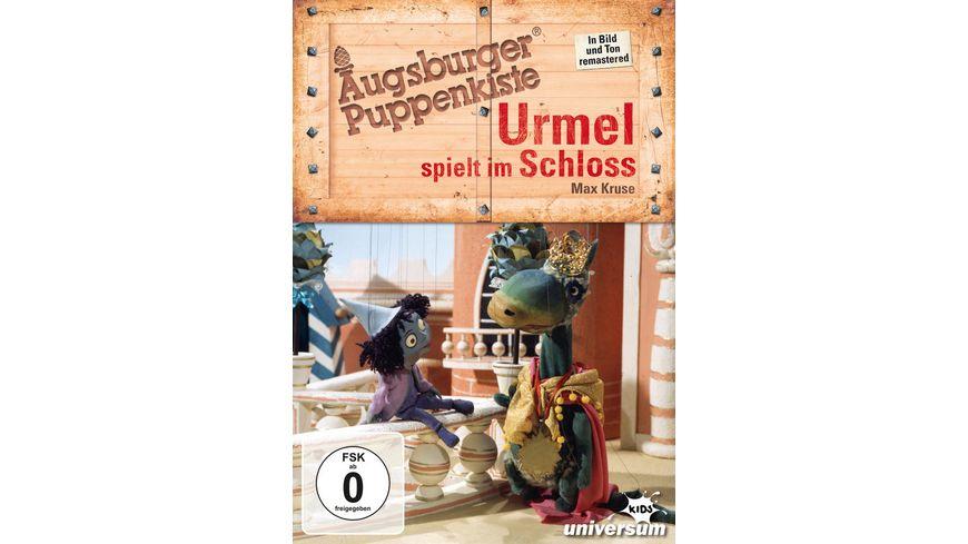 Urmel spielt im Schloss Augsburger Puppenkiste
