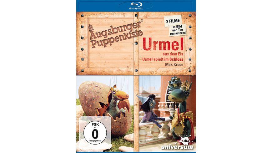 Urmel aus dem Eis Urmel spielt im Schloss Augsburger Puppenkiste