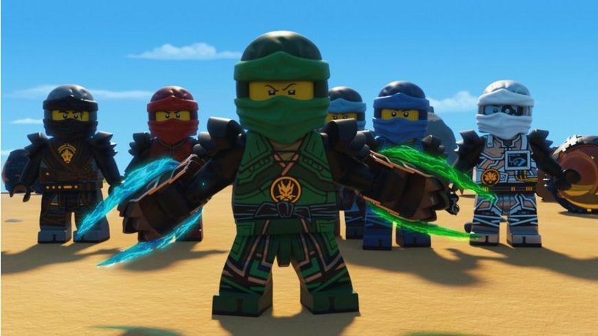 LEGO Ninjago Staffel 7 2