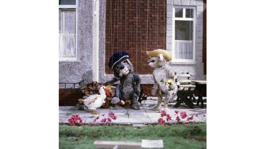 Katze mit Hut Augsburger Puppenkiste