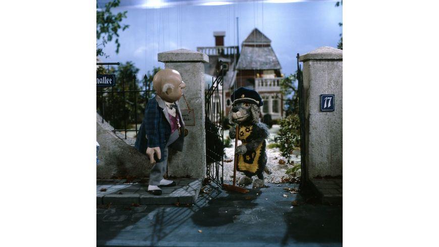 Neues von der Katze mit Hut Augsburger Puppenkiste
