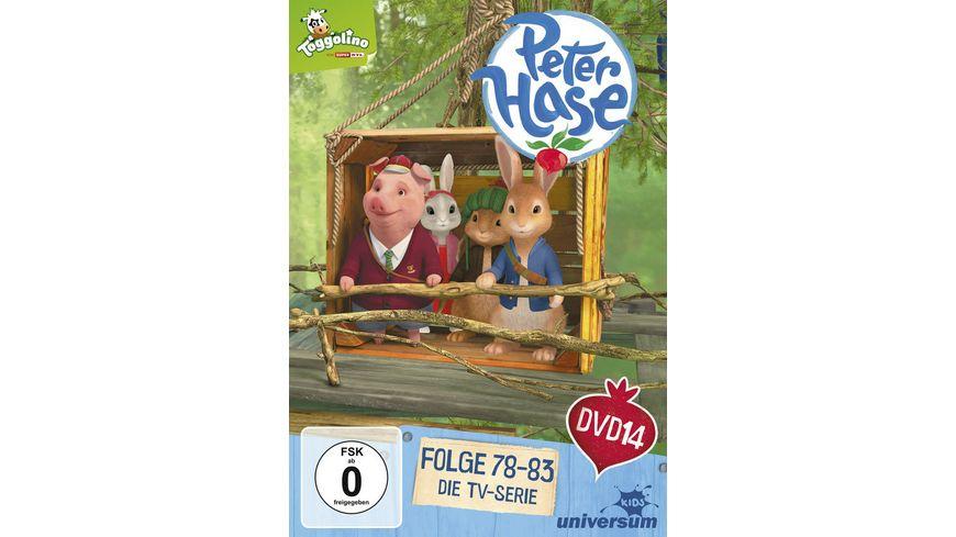 Peter Hase DVD 14 Die TV Serie Folge 78 83