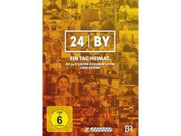 24 Stunden Bayern Ein Tag Heimat 7 DVDs