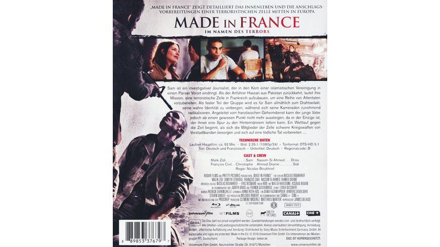 Made in France Im Namen des Terrors
