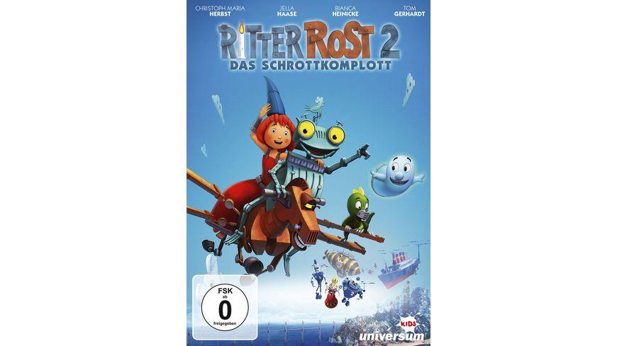 Ritter Rost 2 Das Schrottkomplott