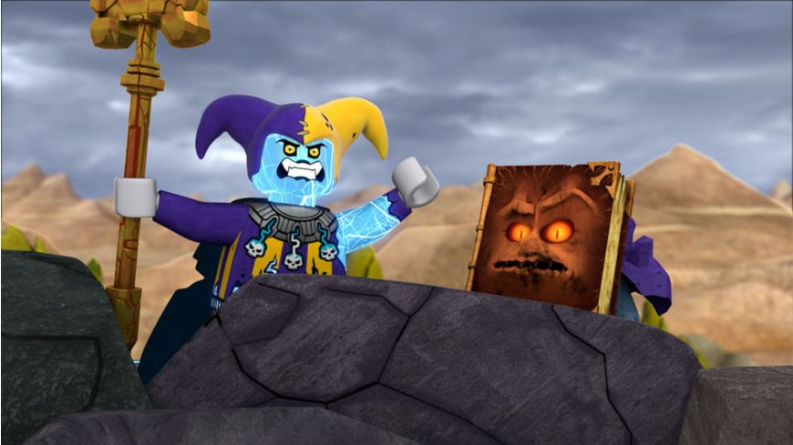 LEGO Nexo Knights Staffel 4 1