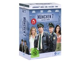 Muenchen 7 Vol 1 7 Collection 19 DVDs