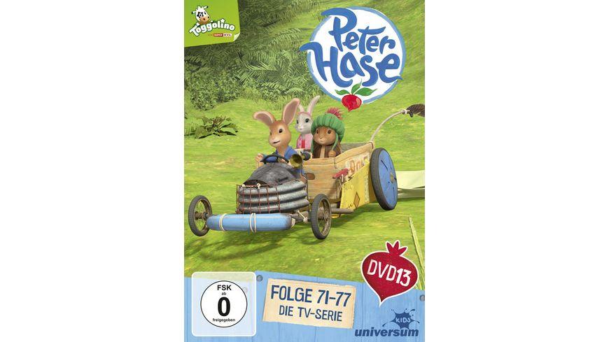 Peter Hase DVD 13 Die TV Serie Folge 71 77