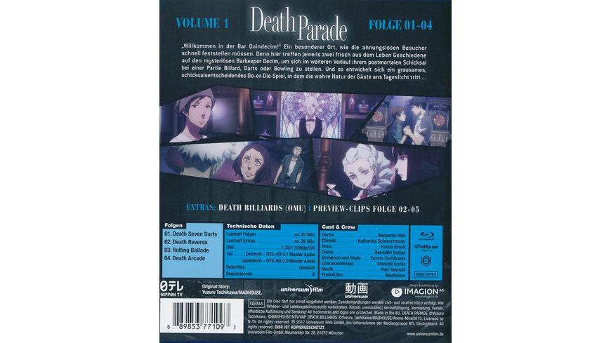 Death Parade Vol 1 Folge 01 04