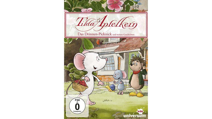 Tilda Apfelkern 1 Das Drinnen Picknick und weitere Geschichten
