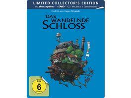 Das wandelnde Schloss Steelbook DVD LCE
