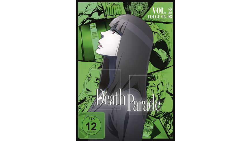 Death Parade Vol 2 Folge 05 08