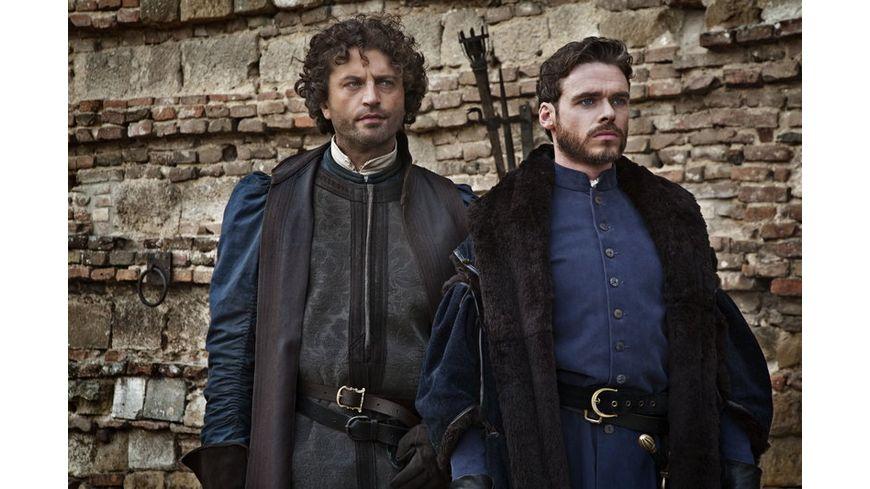 Die Medici Herrscher von Florenz Staffel 1 3 DVDs