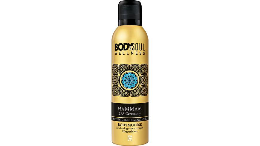 BODY SOUL Bodymousse Hammam
