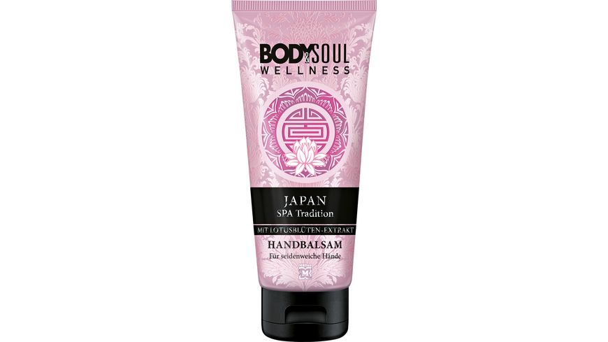 BODY SOUL Handbalsam Japan