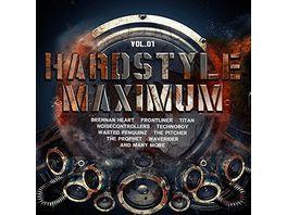 Hardstyle Maximum Vol 1