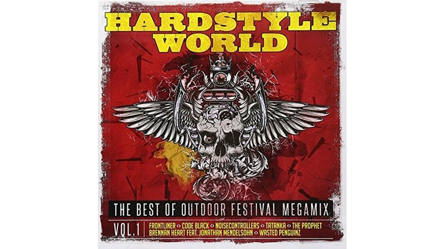 Hardstyle World The Best Of