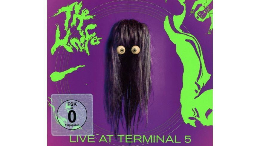 Live At Terminal 5 CD DVD