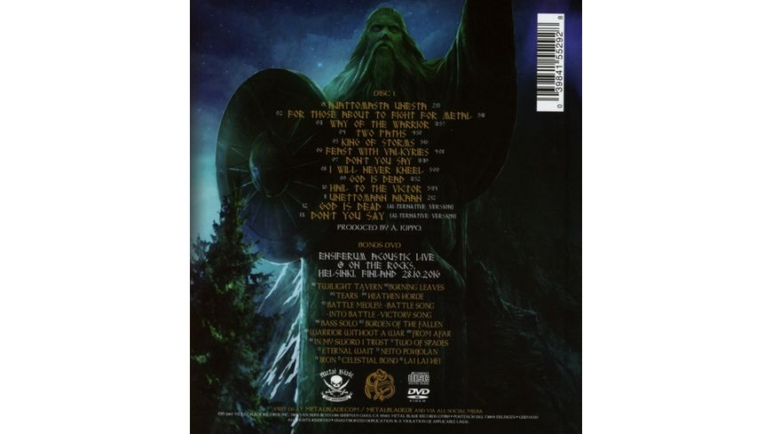 Two Paths Deluxe Edition CD DVD