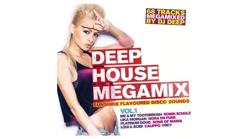 Deep House Megamix Sunshine