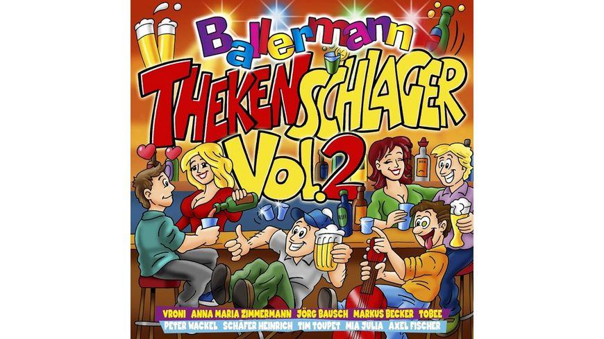 Ballermann Thekenschlager Vol 2
