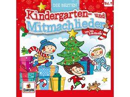 Die besten Kindergarten und Mitmachlieder Vol 7