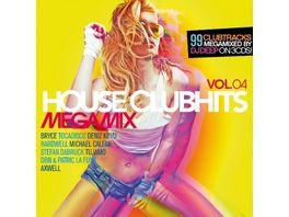 House Clubhits Megamix Vol 4