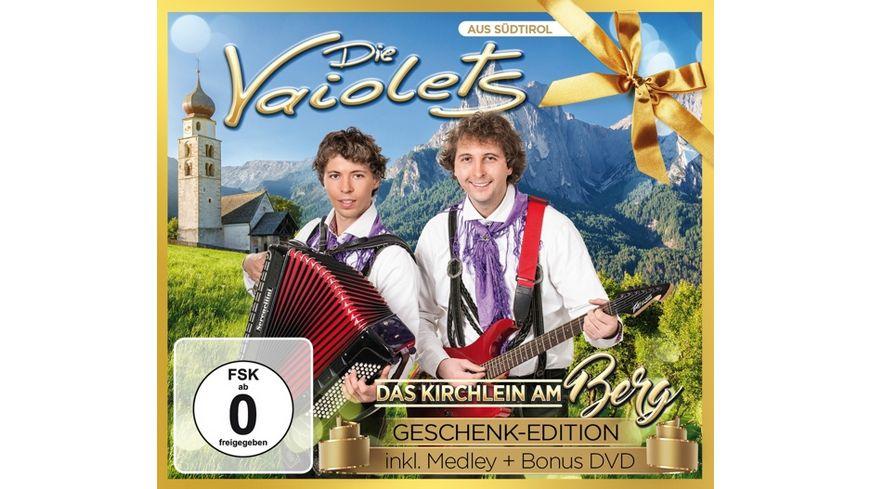 Das Kirchlein am Berg Geschenk Edition